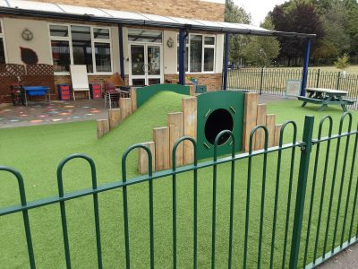 Artificial lawns can transform your garden into an all year round play and exercise area for kids and adults alike.  Whether you are practicing your golf swing or for your kids to play football or simply let off steam, the use of your lawn area is now available all year.